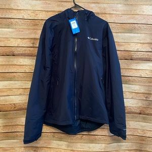 NWT Columbia Top Pine Insulated Rain Jacket XL